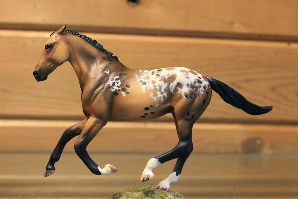 Artistic Horses Artist Resin Model Horses