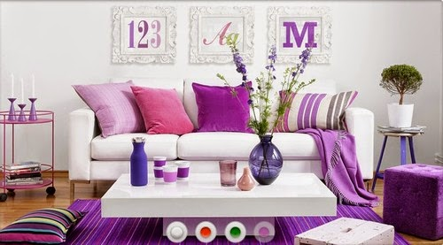 Pin by georgette nelson on color scheme with purple lavender pint - Choose color scheme every room ...