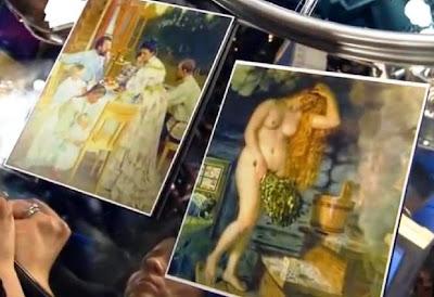 Картины Кустодиева