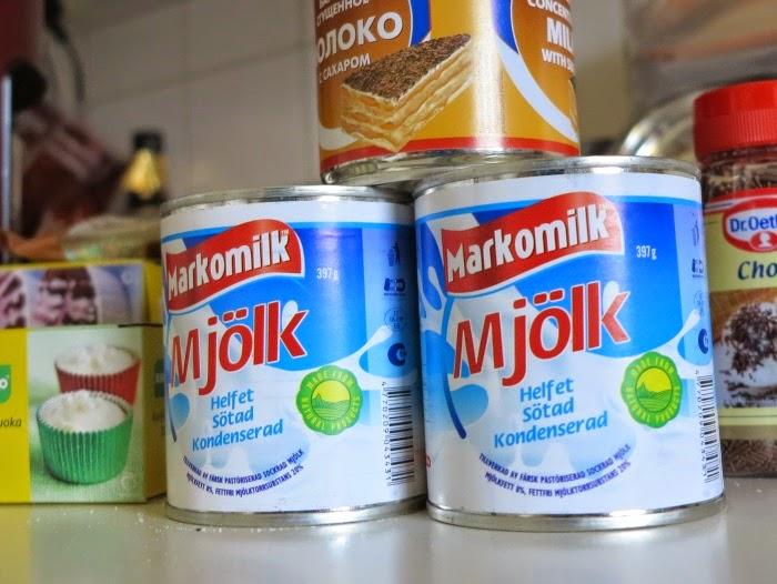 Kondensoitu maito smarket