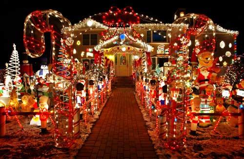 Father Julian's Blog: Christmas Decorations