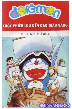 Doremon: Cuộc Phiêu Lưu Đến Đảo Giấu Vàng - Nobita'S Great Adventure In The South Seas (1998)