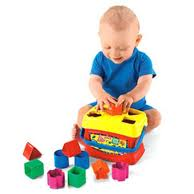 Lego Oynayan Bebek