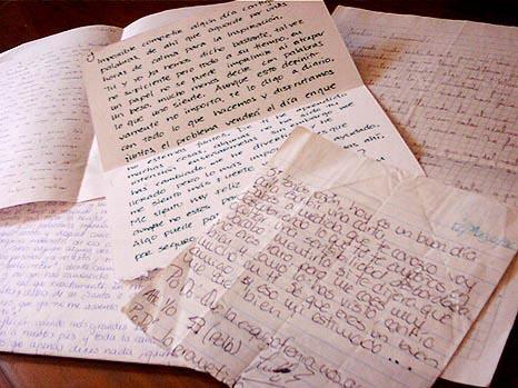 LAST-VIEW: Isto de escrever cartas...