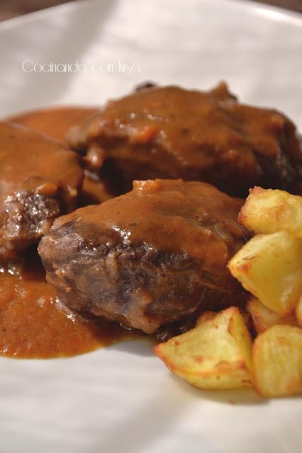 Cocinando con kisa carrilleras con sopa de cebolla al for Cocinando con kisa