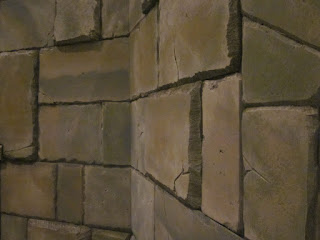 Practical Modelling and Stone Texture