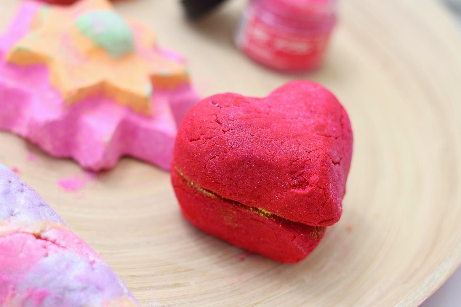 Lush Heart Throb Bubbleroon