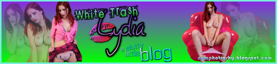 a slutty little blog