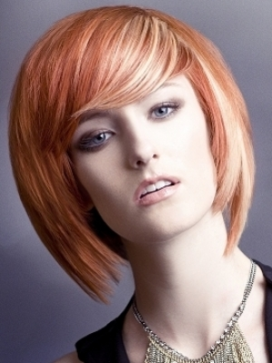 hair color styles highlights. Natural looking highlights are a good way to work the colorful hairstyle