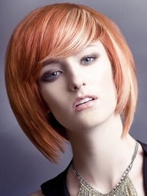 red and blonde hair highlights. Red Hair Highlights And