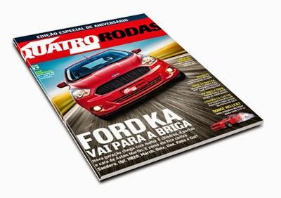 Revista Quatro Rodas – Agosto 2014 – Edição 659