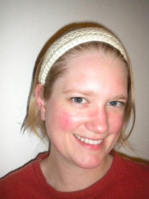 Easy Cute Crocheted Headband Free Crochet Pattern Artsy Daisy