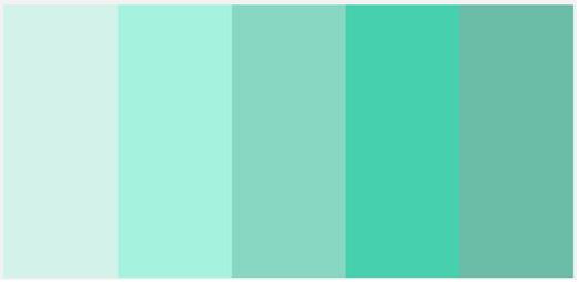 Мятный это цвет