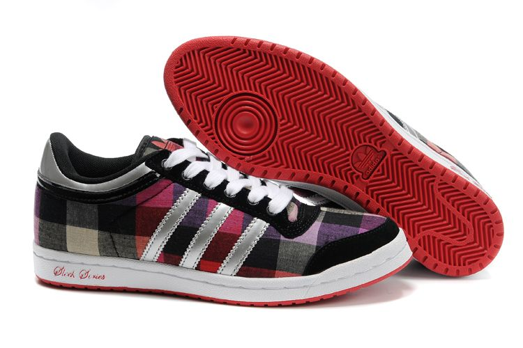 Amazing Black And White Adidas Seely Shoes For Women
