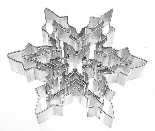 My Snowflake Cookie Cutters