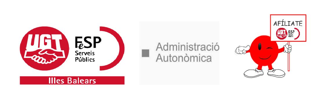 FeSP-UGT Sector Administració CAIB