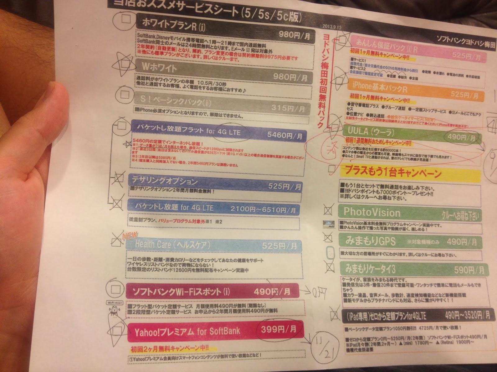 ソフトバンクのあんしん保証パックは強制加入オプション?!