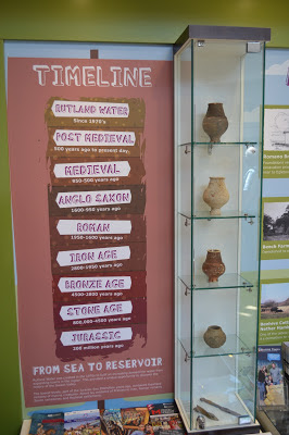 rutland visitor centre archaeology