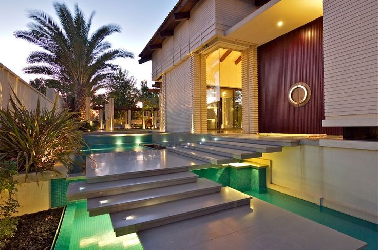 Elegant 30 Modern Entrance Design Ideas For Your Home