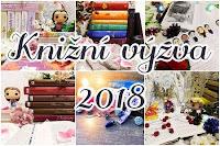Účastním se knižní výzvy 2018