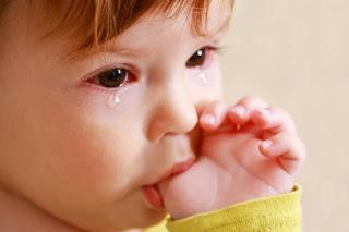 Air mata kanak-kanak