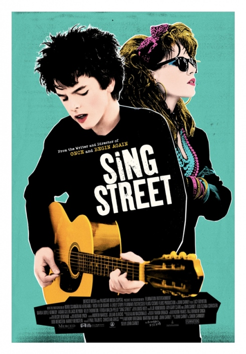 Sing Street Dublado