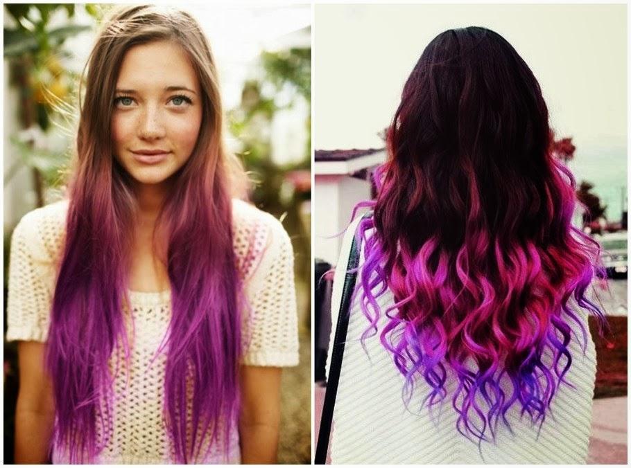 Efeito 3d nos cabelos