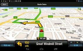 تطبيق CoPilot GPS