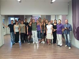 Alumnos Ekaterimburgo