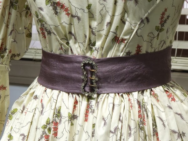 Cosette Les Miserables movie costume belt