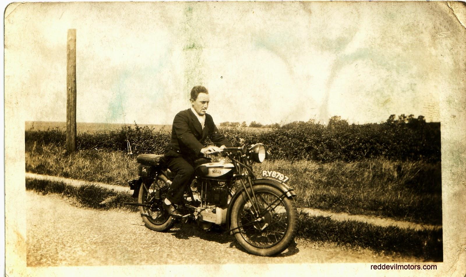 vintage norton model 18 19 1929 1930