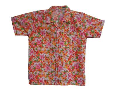 เสื้อลายดอก_Thai