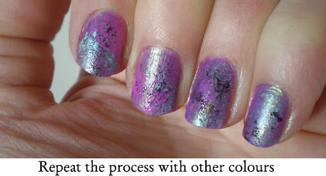 galaxy nails,nebula nails,diy nails,diy,how to,tutorial,nails