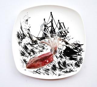 Arte y Originalidad para Platos de Comida, II Parte