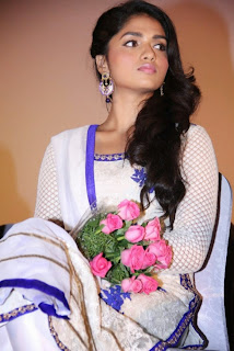Sunaina in White Salwar Suit Cute  Beauty lovely pics