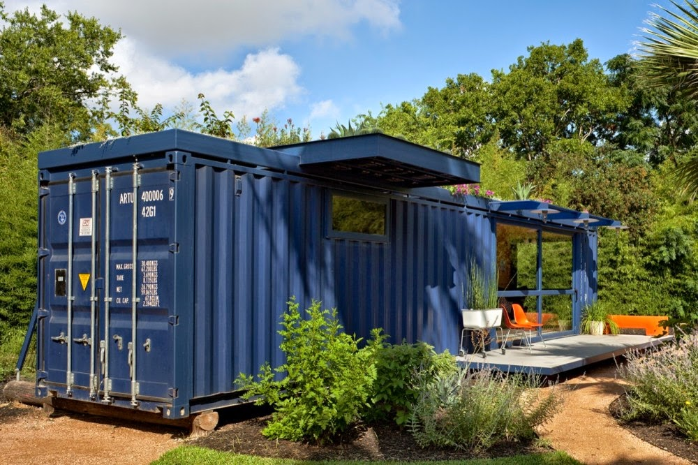 Turn a 2000 shipping container into an epic off grid home - Homes made from shipping containers cost ...