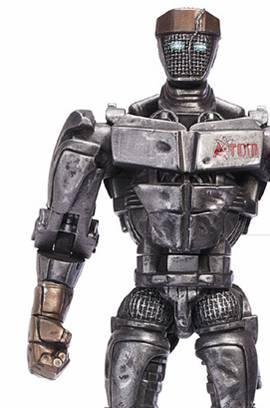картинки роботов из живой стали