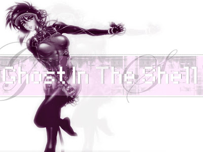 Ghost in the Shell Motoko Kusanagi