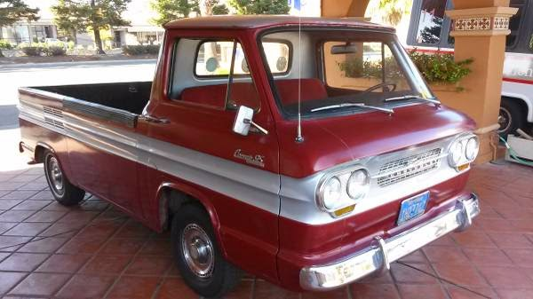 Daily Turismo: 5k: Vintage Hauler: 1961 Chevrolet Corvair ...