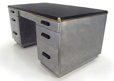 Vintage Metal Furniture Furniture Finds Themodernsybarite