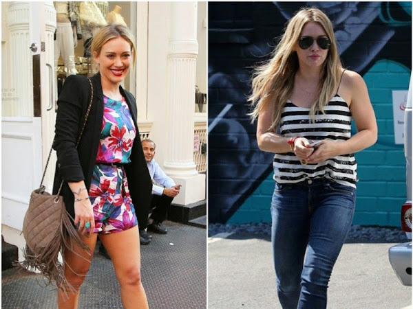 Style Crush: Hilary Duff
