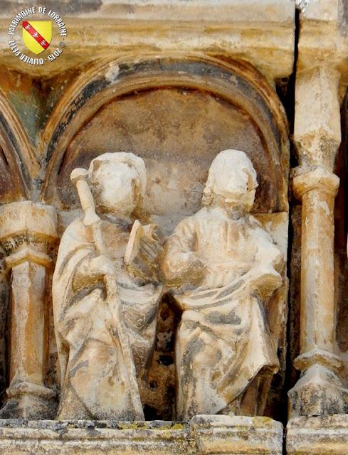 REPEL (88) - Retable (XVIe siècle)
