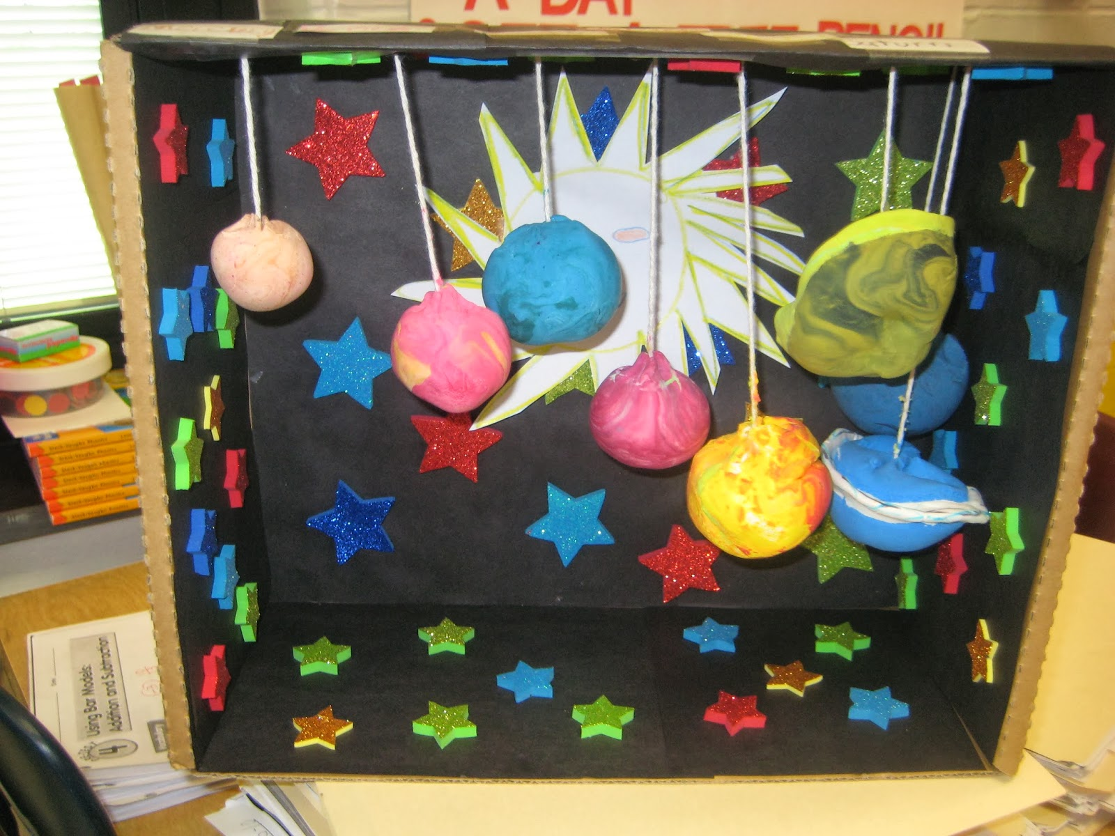 solar system projects for 3rd grade - photo #11