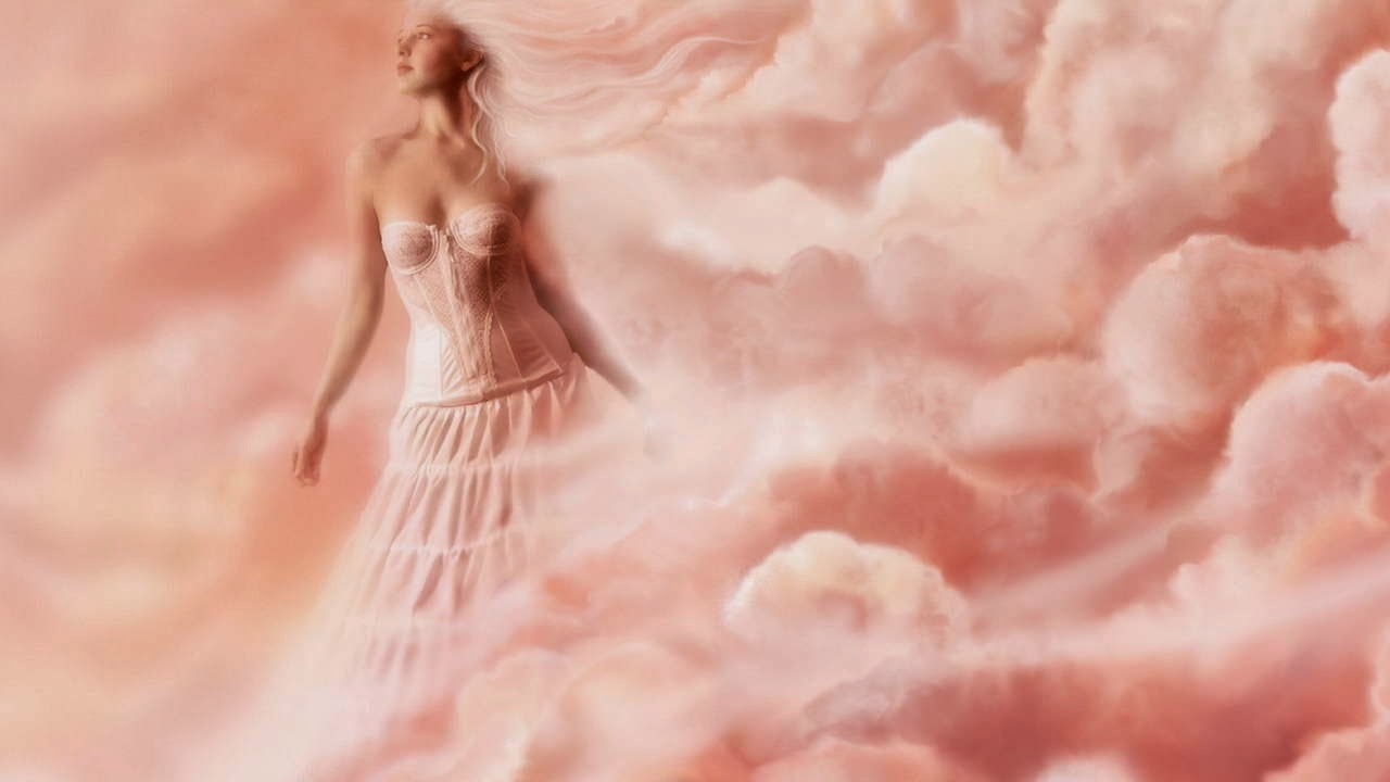 hình nền thiên thần 3d đẹp nhất