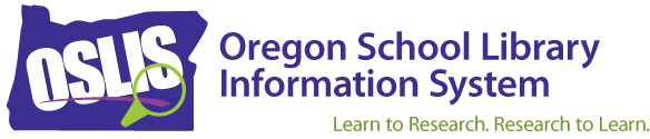 Oregon School Library Information System