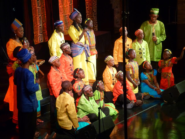 Watoto Children's Choir - Beautiful Africa Tour