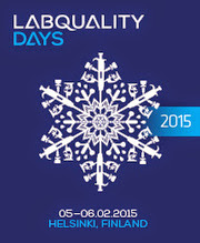 Labquality Days 5-6 Feb, 2015