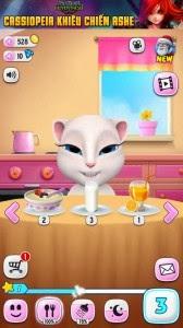 Hình ảnh 1 in Tải game My talking Angela cho Java