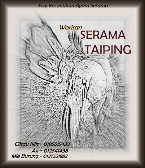 SERAMA TAIPING