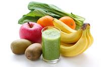 Recette de smoothie vert pour détoxifier le corps